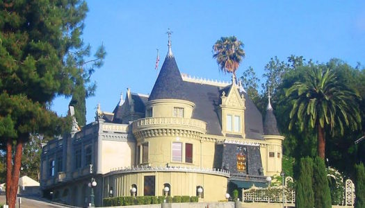 """An Evening with IVY at The Magic Castle, """"the Most Unusual Private Club in the World"""""""