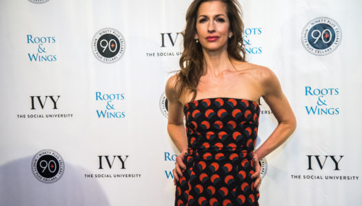 Alysia Reiner on Women Empowerment