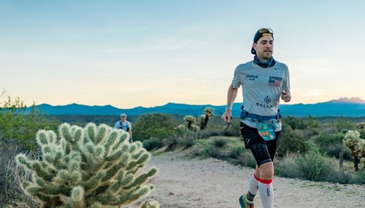 Surviving the Trials of Miles: An Ultrarunner's Approach for How to Succeed in Life, Business, and Relationships